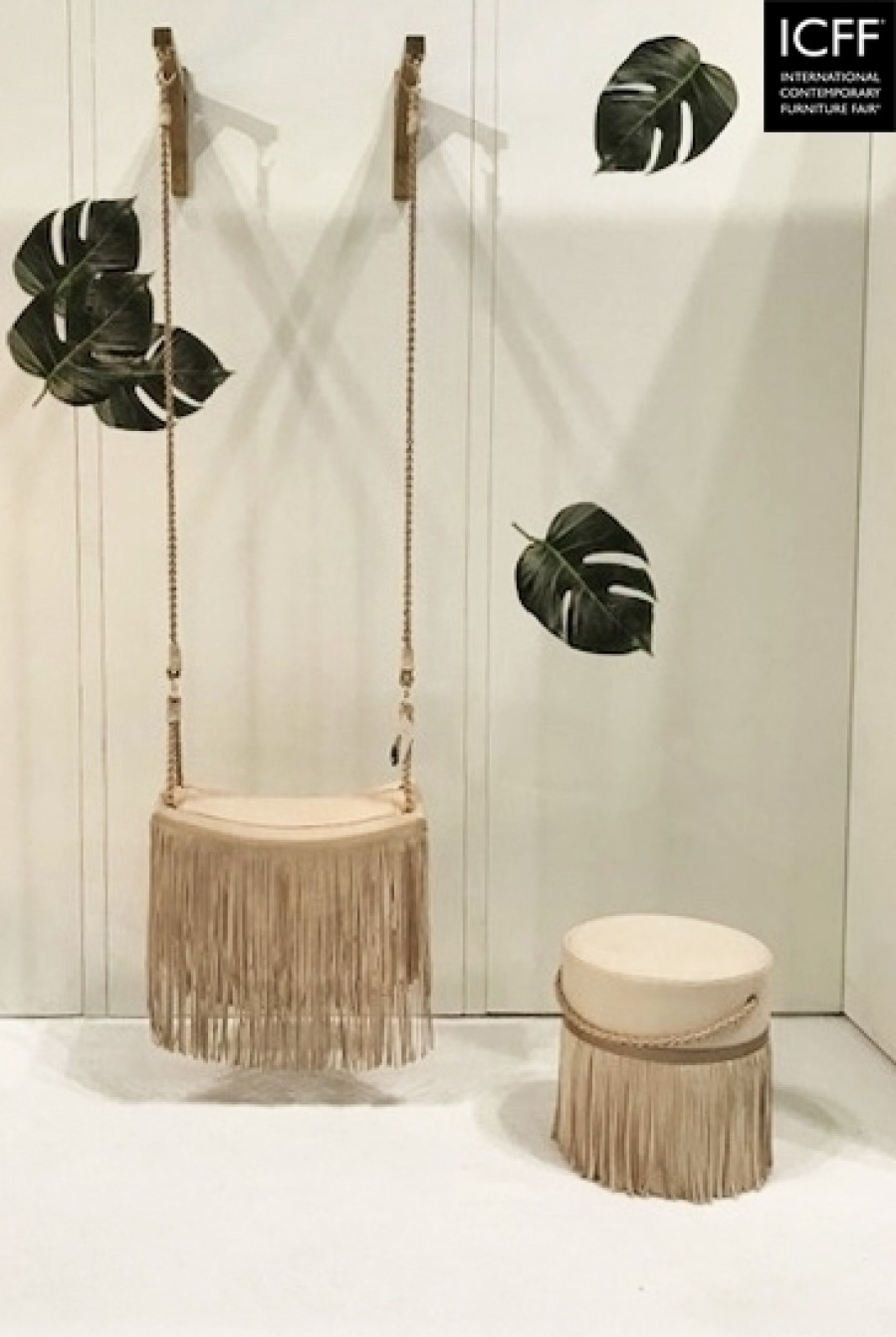 ICFF Swinging with Style