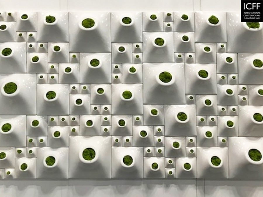 ICFF Living Wall